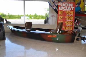 New Caiman 13 Jon Boat For Sale