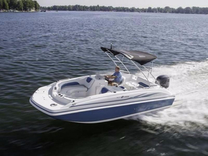 New Hurricane SS 188 OB Deck Boat For Sale