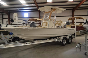 New Key West Boats 210BR Center Console Fishing Boat For Sale