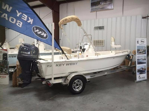 New Key West Boats 1720 CC Center Console Fishing Boat For Sale