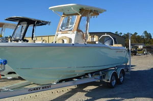 New Key West 239FS Center Console Fishing Boat For Sale