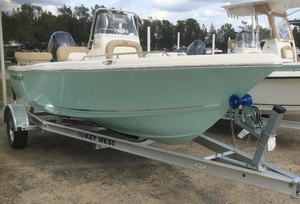 New Key West Boats 176 CC Center Console Fishing Boat For Sale
