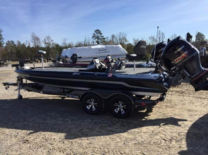 New Skeeter ZX250 Bass Boat For Sale