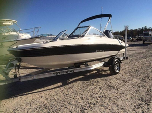 New Stingray 191 DC Bowrider Boat For Sale