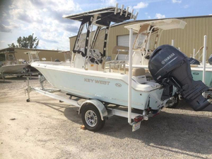 New Key West Boats 189 FS Center Console Fishing Boat For Sale