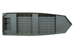 """New Alumacraft MV1648 NCS Sierra Jon w/ Floor - 20"""" Jon Boat For Sale"""