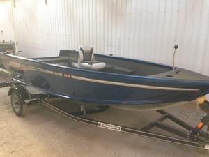 New Alumacraft Escape 145 Sports Fishing Boat For Sale