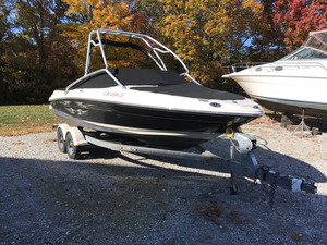 Used Sea Ray 205 Sport Sports Cruiser Boat For Sale