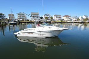 Used Sea Swirl Walk Around Walkaround Fishing Boat For Sale