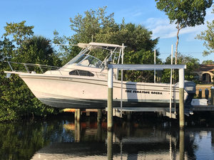 Used Gradywhite 282 Sailfish WA Cuddy Cabin Boat For Sale
