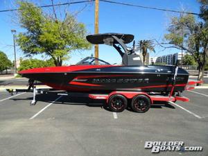 Used Malibu Wakesetter 22 MXZ Ski and Wakeboard Boat For Sale