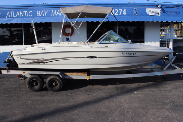 Used Sea Ray 176 Bow Rider Runabout Boat For Sale