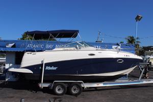 Used Rinker 250 Fiesta Vee Cruiser Boat For Sale