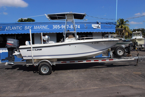 Used Pro-Line 190 Sportsman Center Console Fishing Boat For Sale