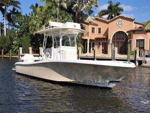 Used Yellowfin 26 Center Console Fishing Boat For Sale