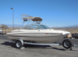 Used Maxum 1900SR3 Bowrider Boat For Sale