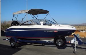Used Larson LX 160S Bowrider Boat For Sale