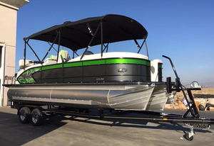 New Manitou X-plode 23 SRS SHP Pontoon Boat For Sale