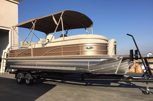 Used Manitou SES 25 Flip SHP Pontoon Boat For Sale