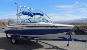 Used Reinell 197LS Bowrider Boat For Sale