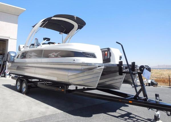 New Manitou 25 X-Plode XT SRS SHP Pontoon Boat For Sale