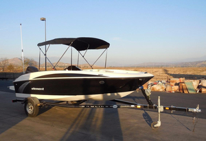 Used Bayliner Element Bowrider Boat For Sale