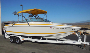 Used Cobalt 246 Pontoon Boat For Sale