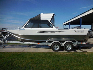New Northwest Boats 218 Lightning Aluminum Fishing Boat For Sale