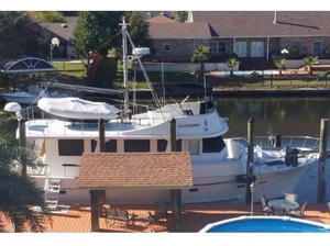 Used Marine Trader 50 Motor Yacht Motor Yacht For Sale