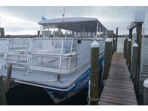 Used Corinthian 45 Passenger/Catamaran/Dive Commercial Boat For Sale