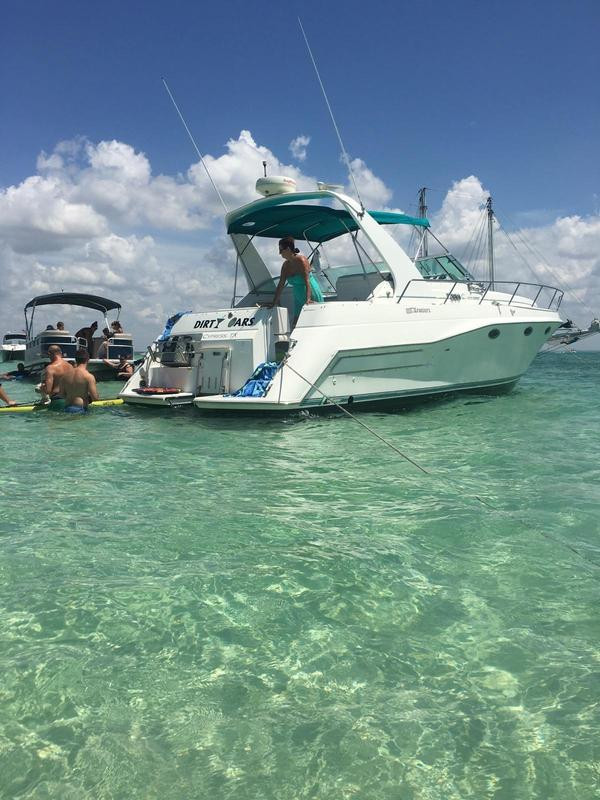 Used Cruisers Yachts 3775 Esprit Cruiser Boat For Sale