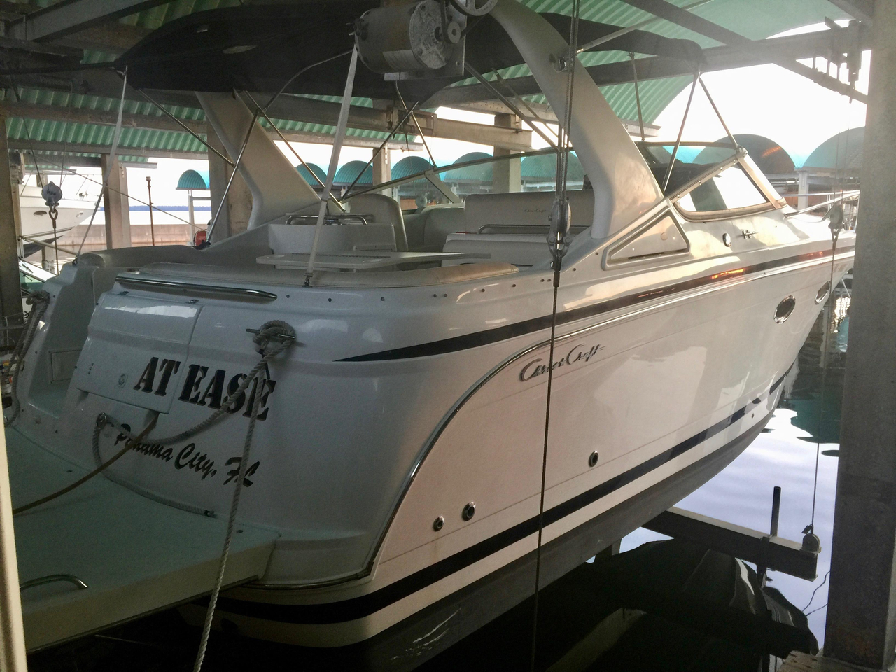 2003 used chris craft 308 express cruiser308 express for Chris craft express cruiser for sale