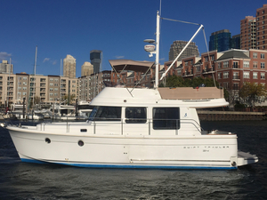 Used Beneteau Swift Trawler Motor Yacht For Sale