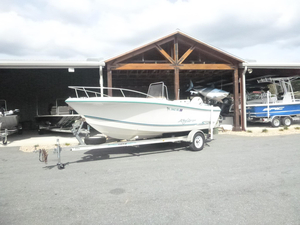 Used Key Largo 1900 CC Center Console Fishing Boat For Sale