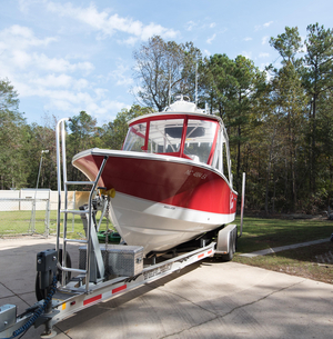Used Regulator 23 FS Center Console Fishing Boat For Sale