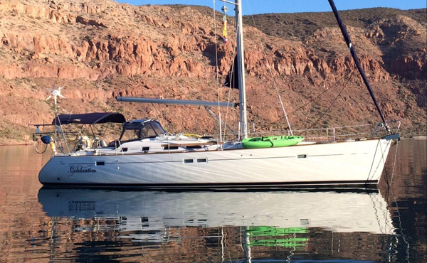 Used Beneteau 473 Cruiser Sailboat For Sale