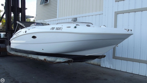 Used Hurricane SS 220 Deck Boat For Sale