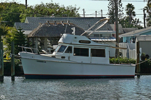Used Cheoy Lee 28 Sedan Trawler Boat For Sale