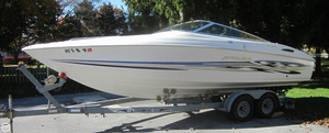 Used Wellcraft 26 Excalibur Express Cruiser Boat For Sale
