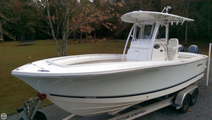 Used Regulator Marine 25 Center Console Fishing Boat For Sale
