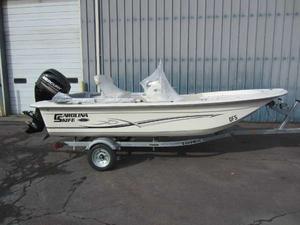 New Carolina Skiff 16 JVX CC Skiff Boat For Sale