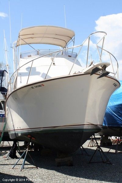 Used Pace 36 Egg Harbor Sportfisherman Sports Fishing Boat For Sale