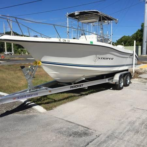 Used Striper Sea Swirl Sports Fishing Boat For Sale