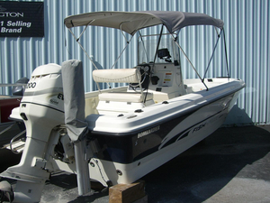 Used Bombardier 22 BAY FISH Bay Boat For Sale