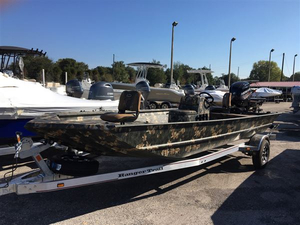 New Ranger 1862 CC1862 CC Center Console Fishing Boat For Sale