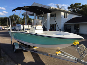 New Cape Craft 180 CC Center Console Fishing Boat For Sale