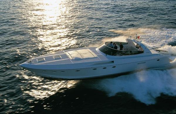 Used Rizzardi 50 CR Topline Motor Yacht For Sale