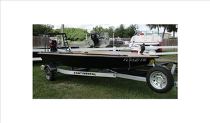 Used Other Inshore 14 Flats Fishing Boat For Sale