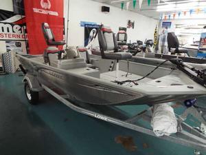 New Lowe Stryker 16Stryker 16 Bass Boat For Sale