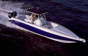 Used Baja 340 Sportfish Saltwater Fishing Boat For Sale